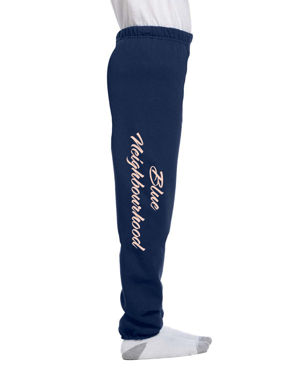 Troye Sivan Blue Neighbourhood Youth Sweatpants