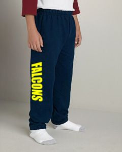 Personalized Youth Sweatpants (Unisex Sizing)