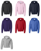 Load image into Gallery viewer, Men's Personalized Zipper Hoodie