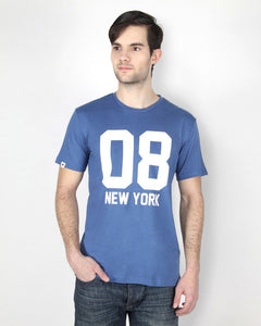 Blue 08 New York T-Shirt