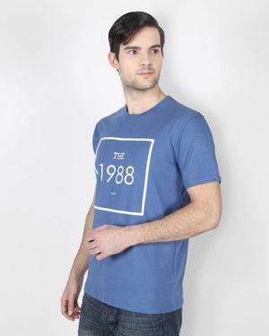 The 1988 T-Shirt In Blue