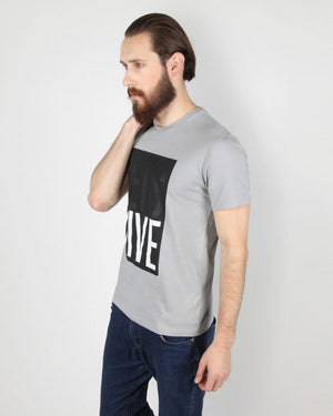 Grey Lets Dive T-Shirt