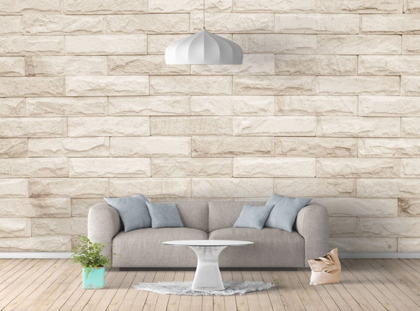 3D bricks high-grade solid background wall simple three dimensional