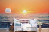 Sea sunset landscape background wallpaper - sbp-art