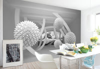 3d ball architectural art space three dimensional - sbp-art