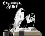 Surfing Board's Sea for Adult and Children's room kids background wallpaper
