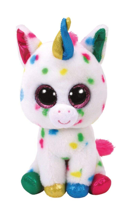 Beanie Boos - Harmonie Speckled Unicorn large
