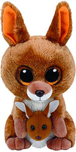 Beanie Boos - Kipper Brown Kangaroo Small