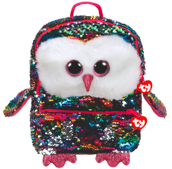 TY Gear - Owen Sequin Backpack