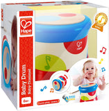 Hape - Baby Drum Educational Toys & Games