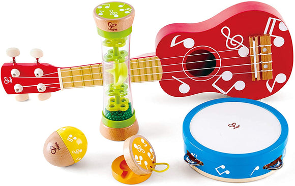 Hape - Mini Band Set Educational Toys & Games