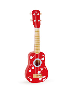 Rock Star Red Ukelele