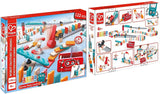 Hape - Robot Factory Domino Educational Toys & Games