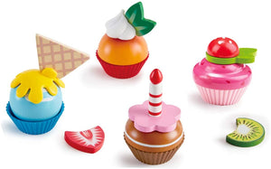 Hape - Cupcakes Educational Toys & Games