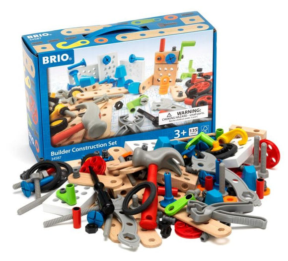 Builder Construction Set - Jouets Choo Choo