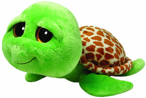 Beanie Boos - Zippy - Green Turtle Large - Jouets Choo Choo