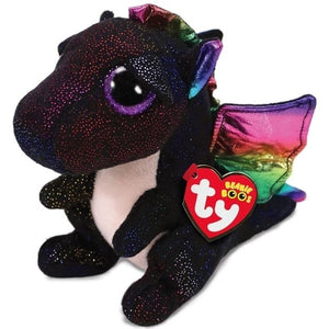 Beanie Boos - Anora black dragon
