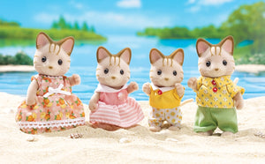 Sandy Cat Family