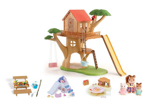 Adventure Tree House Gift Set - Jouets Choo Choo