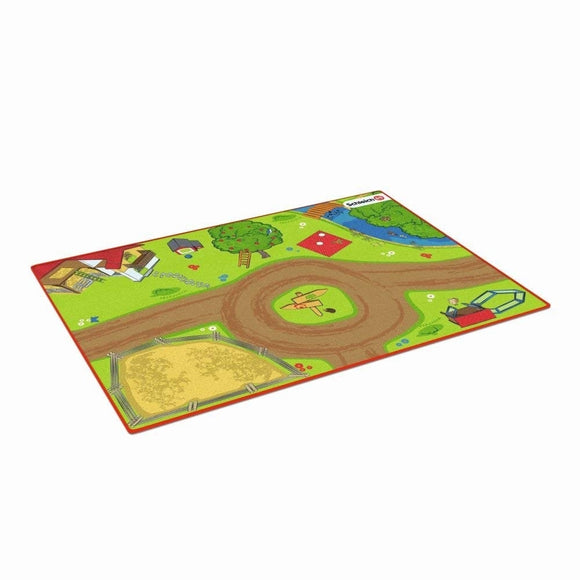 Farm World Playmat