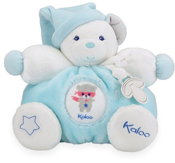 Imagine - Medium Aqua Bear