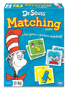 Ravensburger Puzzles & Games - Dr. Seuss Matching