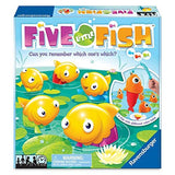 Ravensburger Five Little Fish Children's Games