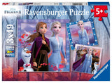 Ravensburger Disney Frozen The Journey Starts - 3 x 49 pc Puzzles