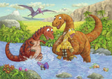 Dinosaurs at Play