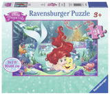 Ravensburger Disney Hugging Arielle - 24 pc Floor Puzzles