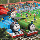 Thomas Watches Soccer