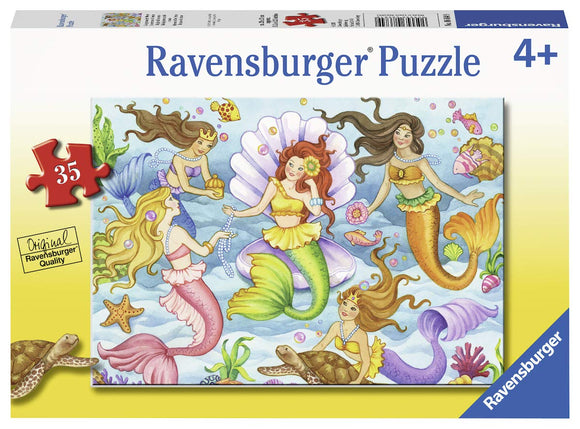 Ravensburger Queens of the Ocean - 35 pc Puzzles