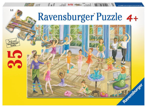 Ravensburger Ballet Lesson - 35 pc Puzzles