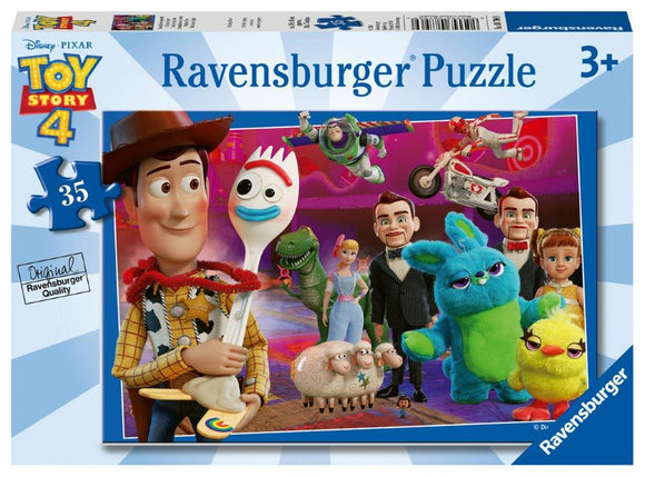 Ravensburger Toy Story: Made to Play - 35 pc Puzzles