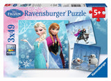 Ravensburger Puzzles & Games - Disney Frozen Winter Adventures