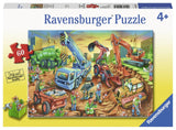 Ravensburger Construction Crew - 60 - 99 pc Puzzles