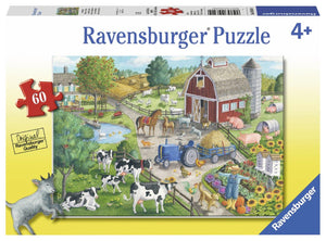 Ravensburger Home on the Range  - 60 pc Puzzles