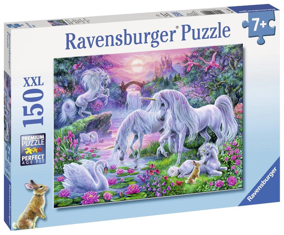 Ravensburger Unicorns in the Sunset Glow - 150 pc Puzzles
