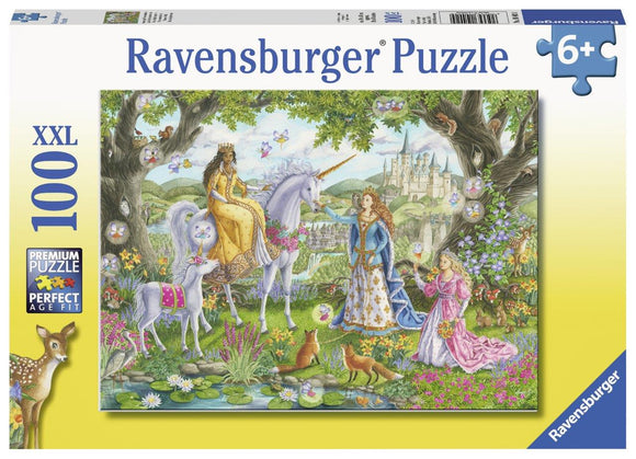Ravensburger Princess Party - 100 pc Puzzles