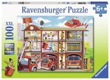 Ravensburger Firehouse Frenzy - 100 pc Puzzles