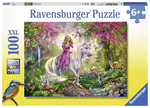 Ravensburger Magical Ride  - 100 pc Puzzles