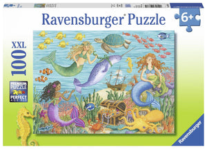 Ravensburger Narwhal's Friends - 100 pc Puzzles