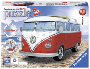 Ravensburger VW Bus T1 - 162 pc puzzle-vehicles