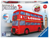 Ravensburger 3D London Bus - 3D Puzzle