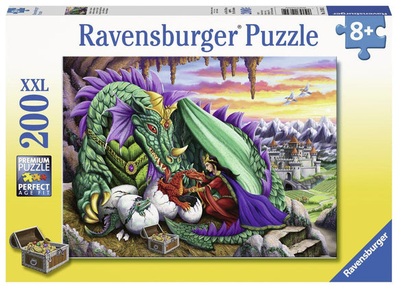 Ravensburger Puzzles & Games - Queen of Dragons