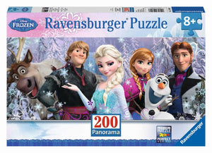 Ravensburger Disney Frozen Friends - 200 pc Panorama Puzzles