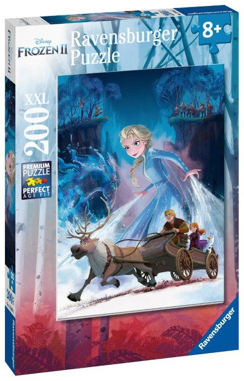 Ravensburger Disney Frozen Mysterious Forest - 200 pc Puzzles