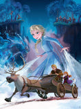 Disney Frozen Mysterious Forest