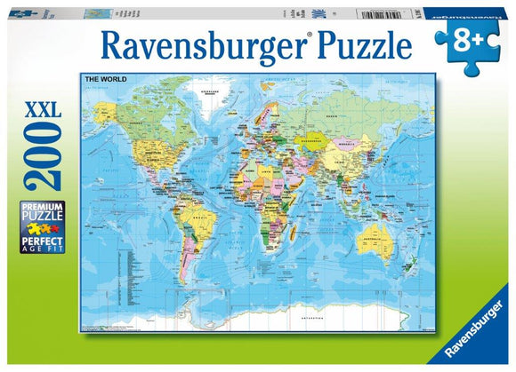 Ravensburger The World - 200 pc Puzzles