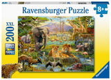 Ravensburger Animals of the Savannah - 200 pc Puzzles
